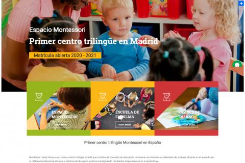Montessori 蒙台梭利国际早教幼儿园